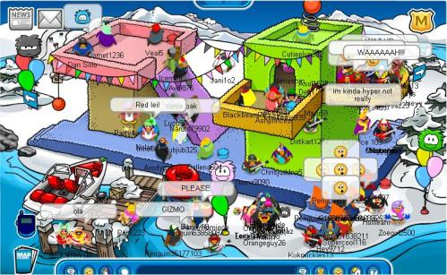 party-puffle-toy